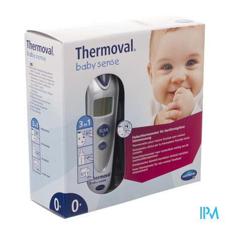 Thermoval Baby Thermometer 9250910
