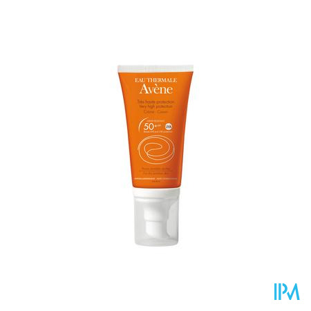 Avene Zonnecreme Spf50+ 50 ml