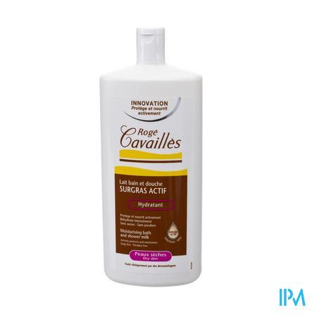 Roge Cavailles Hydraterende Bad- & Douchemelk 750 ml