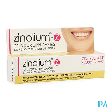 Zinolium Gel Tube 5 gr
