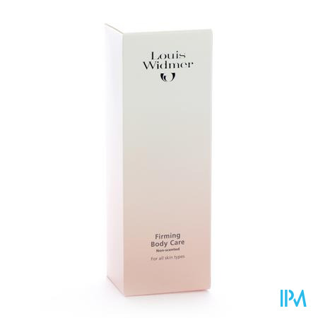 Louis Widmer Verstevigende Lichaamsverzorging (Zonder parfum) 200 ml