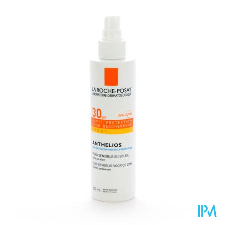 Farmawebshop - LA ROCHE POSAY ANTHELIOS SPF 30 SPRAY 200ml
