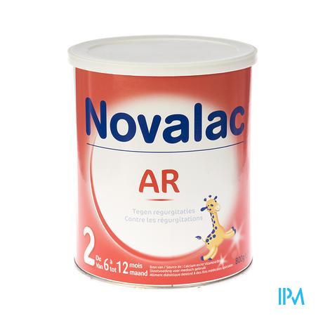 Novalac AR 2 800 g poudre