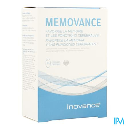 Inovance Memovance Caps 60 Ca113