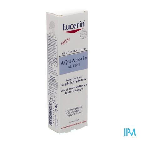 Eucerin Aquaporin Active Contour Yeux 15 ml