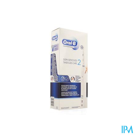Oral B Gum Care Pro 2 Electrische Tandenborstel