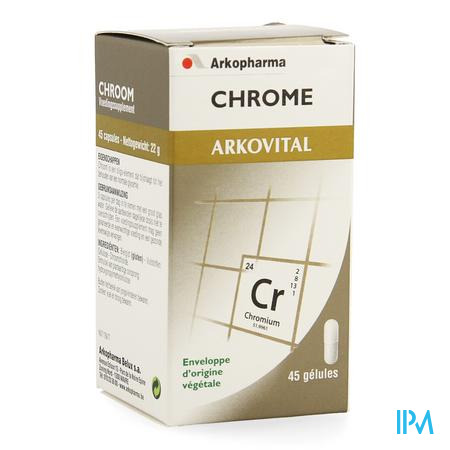 Arkovital Chroom Gel 45x516mg