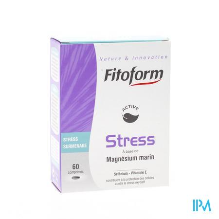 Bioholistic Stress 60 tabletten