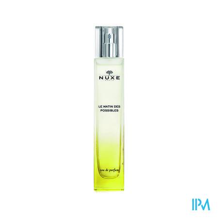 Afbeelding Nuxe Eau de Parfum Le Matin des Possibles 50 ml.