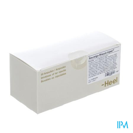 Neuralgo Rheum Injeel Amp 50x1,1ml Heel