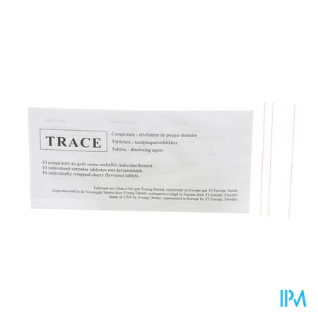 Tandplakverklikker Trace Comp 10