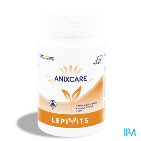 Lepivits Anixcare Leppin Pot Caps 60
