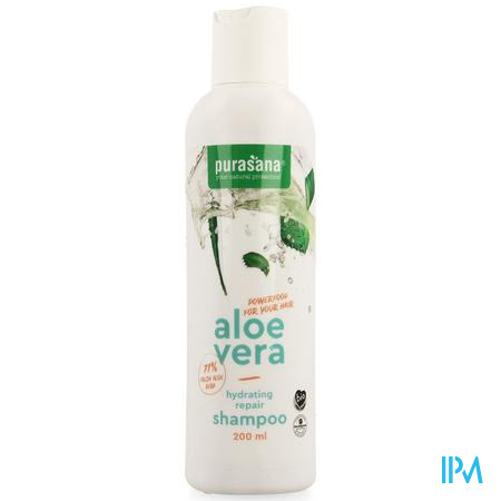 Aloe Vera Hydraterende Herstellende Shampoo 200ml