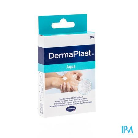 Hartmann Dermaplast Aqua 20 stuks