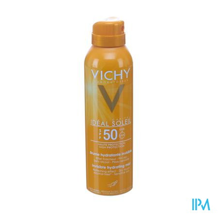 Vichy Spray Solaire Capital Soleil Hydra Mist IP50 200 ml