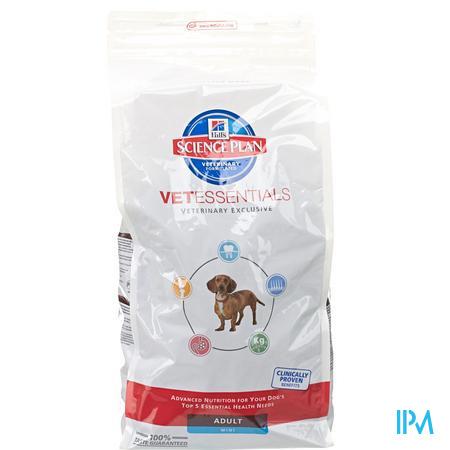 Hills Canine Hond Adult VetEssentials Mini 2 kg
