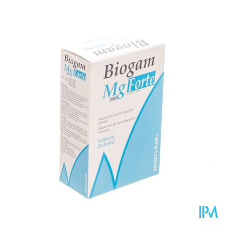 Biogam Mg Forte 5 ml 30 ampoules