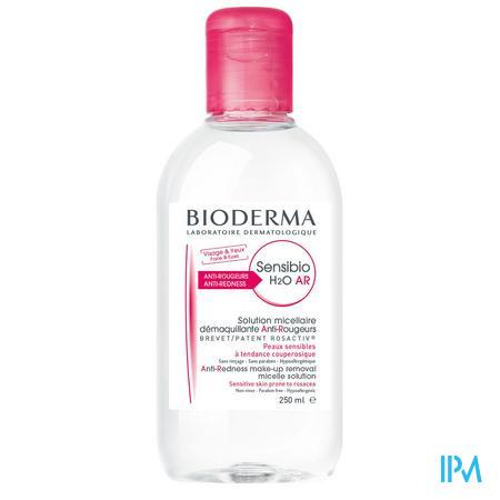 Bioderma Sensibio H20 Ar Micell.opl. Demaq. 250ml