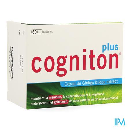 Afbeelding Cogniton Plus 60 caps.