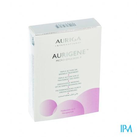 Auriga Aurigene Micro Emulsion P A/rimpel Fl 15ml