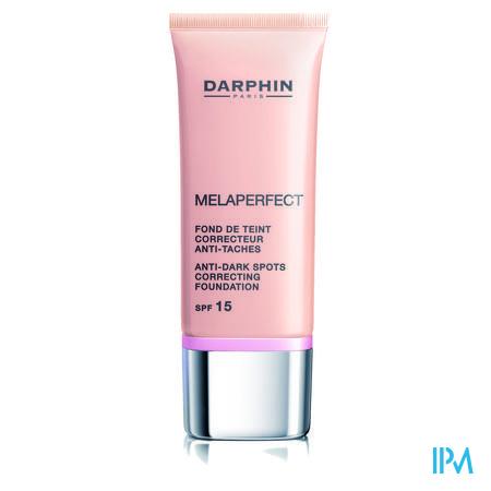 Afbeelding Darphin Melaperfect Foundation tegen Donkere Vlekken SPF 15 n°02 Beige voor Alle Huidtypes 30 ml.