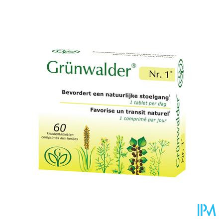GRUNWALDER NR 1 60 TABL NF