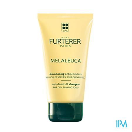 Afbeelding René Furterer Melaleuca Antiroos Shampoo voor Hoofdhuid met Droge Schilfertjes 150 ml .
