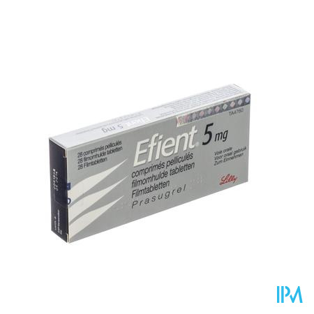 Efient Comp Pell 28 X 5mg