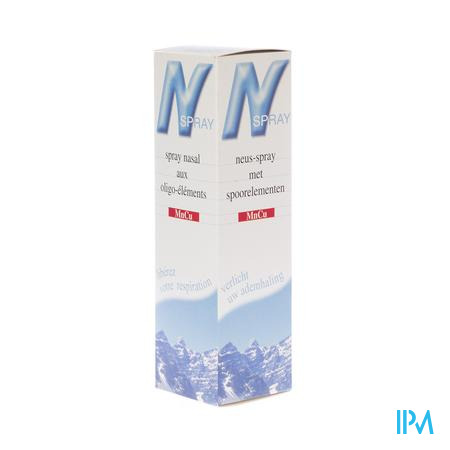 Biogam Spray Nasal Mn Cu