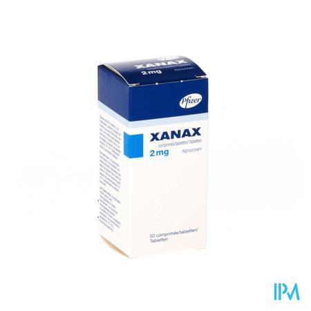 Xanax Comp 50x2mg
