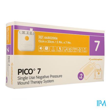 Pico 7 Verband 15cm X 20cm 2 66802006