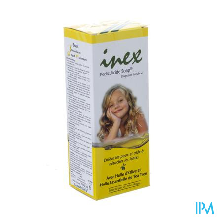 Inex Shampoo A/luizen 100ml