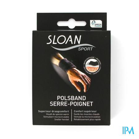 Sloan Sport Polsband M 1 stuk