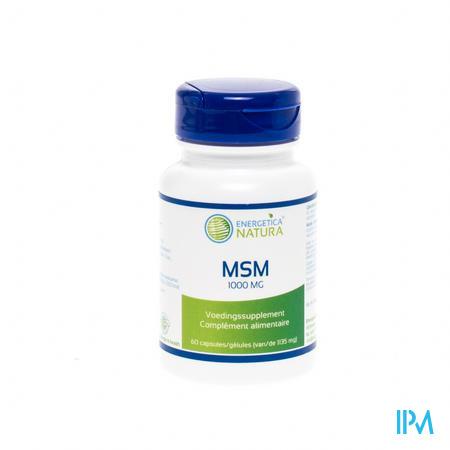 Msm Energetica Capsule 60x1000 mg