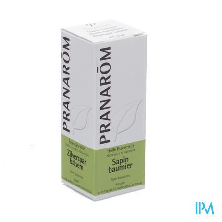 Pranarom Sapin Baume 1 Huile Essentielle 10 ml
