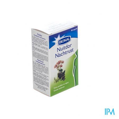 Bional Nuitdor 80 capsules