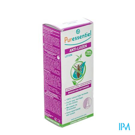 Puressentiel Anti-Luizen Spray 100 ml