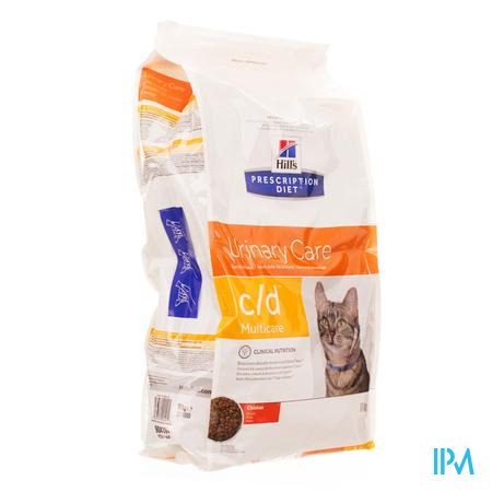 Hills Prescrip.diet Feline Cd 10kg 9044n