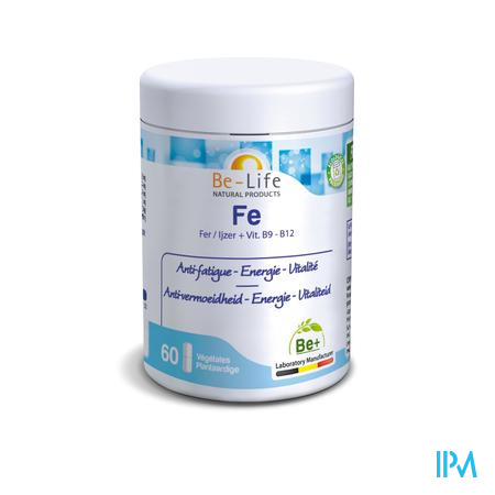Be-Life Fe Minerals 60 capsules