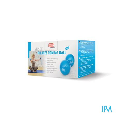 Sissel Pilates Toning Ball 450g