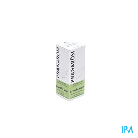 Lavandin Super Essentiele Olie 10 ml Pranarom