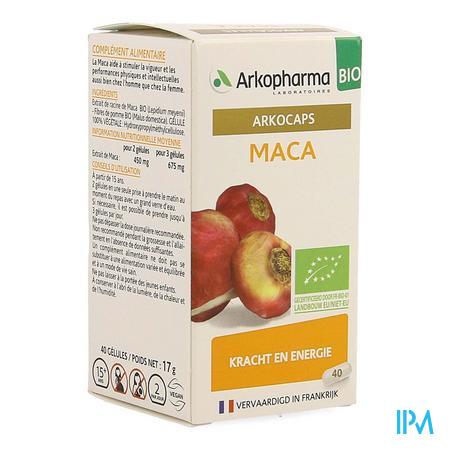 Arkocaps Maca Bio Caps 40
