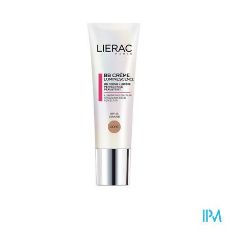 Afbeelding Lierac BB Crème Luminescence voor Perfecte Huid en Teint Doré SPF 25 Tube 30 ml.