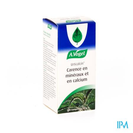 A.Vogel Urticalcin 500 comprimés