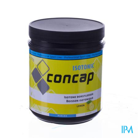 Concap Isotonic Lemon 770 g