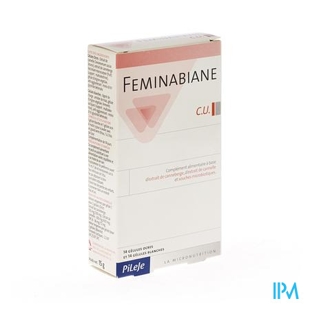 Feminabiane Comfort Urinaire 14 x 14 capsules