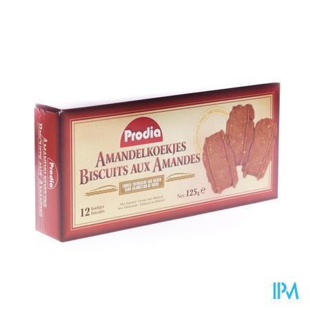 Prodia Biscuit Amande 125 g