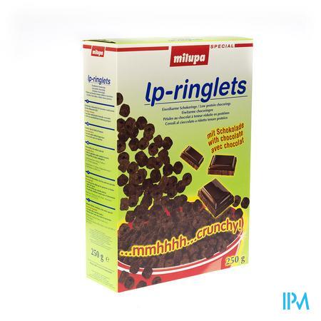 Milupa Lp Ringlets Choco 250 gr