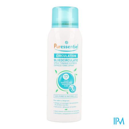 Puressentiel Circulation Spray 17 Hle Ess 100ml