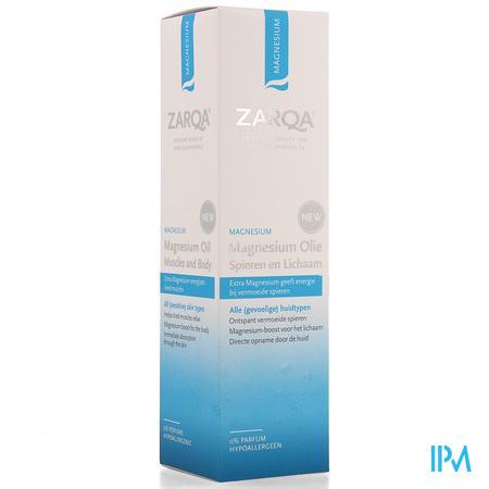 Zarqa Magnesium Olie Spieren Huid 125ml
